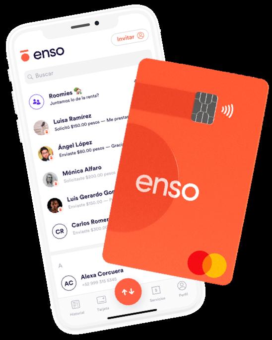 Enso - Tarjeta de débito